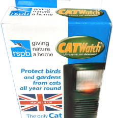 CATWatch Ultrasonic cat deterrent