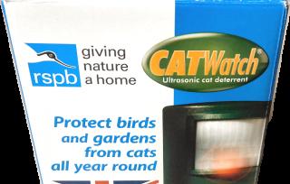 CATWatch Ultrasonic cat deterrent
