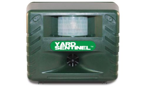 Yard Sentinel Electronic Cat Repeller With Motion Sensor