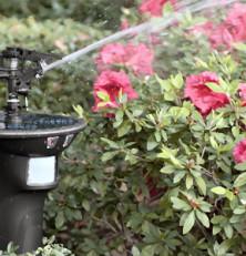 Havahart Spray Away Elite II Hose-Free Motion Activated Sprinkler Cat Repellent