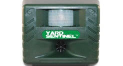 Yard Sentinel – Electronic Cat Repeller with Motion Sensor