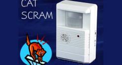 Catscram Electronic Cat Repellent