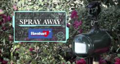Havahart 5266 Spray Away Motion Activated Sprinkler Animal Repellent 2.0